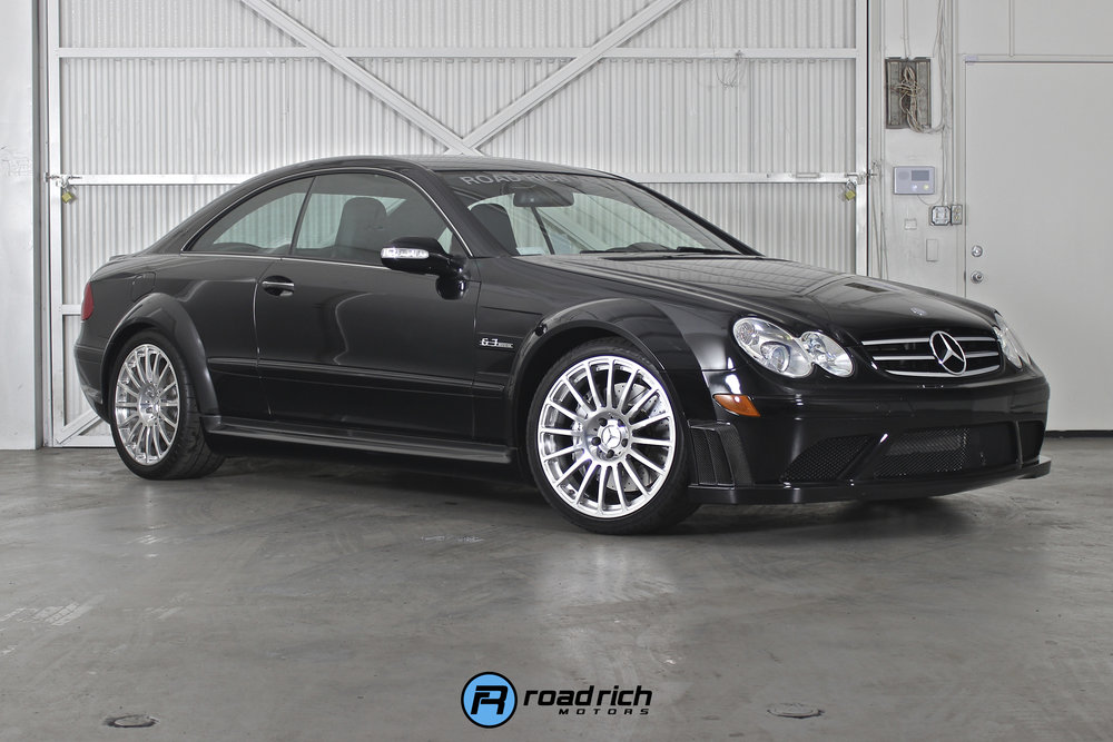 2008 Mercedes CLK63 Black Series 9k miles