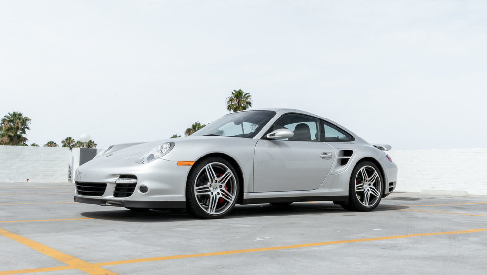 2007 Porsche Turbo 22k miles