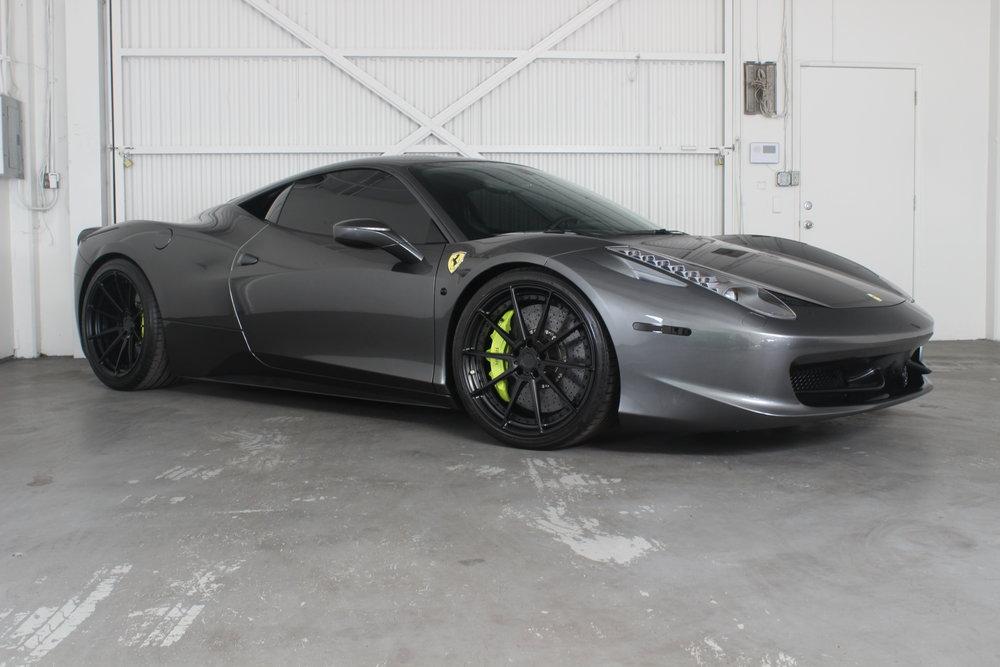 2011 Ferrari 458 6k miles