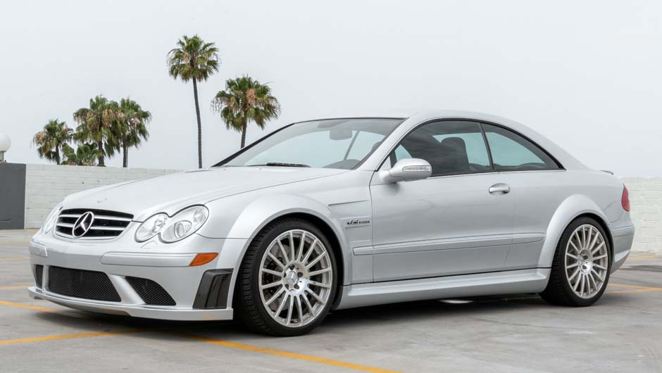 2008 Merceds Benz CLK63 Black Series 22k miles