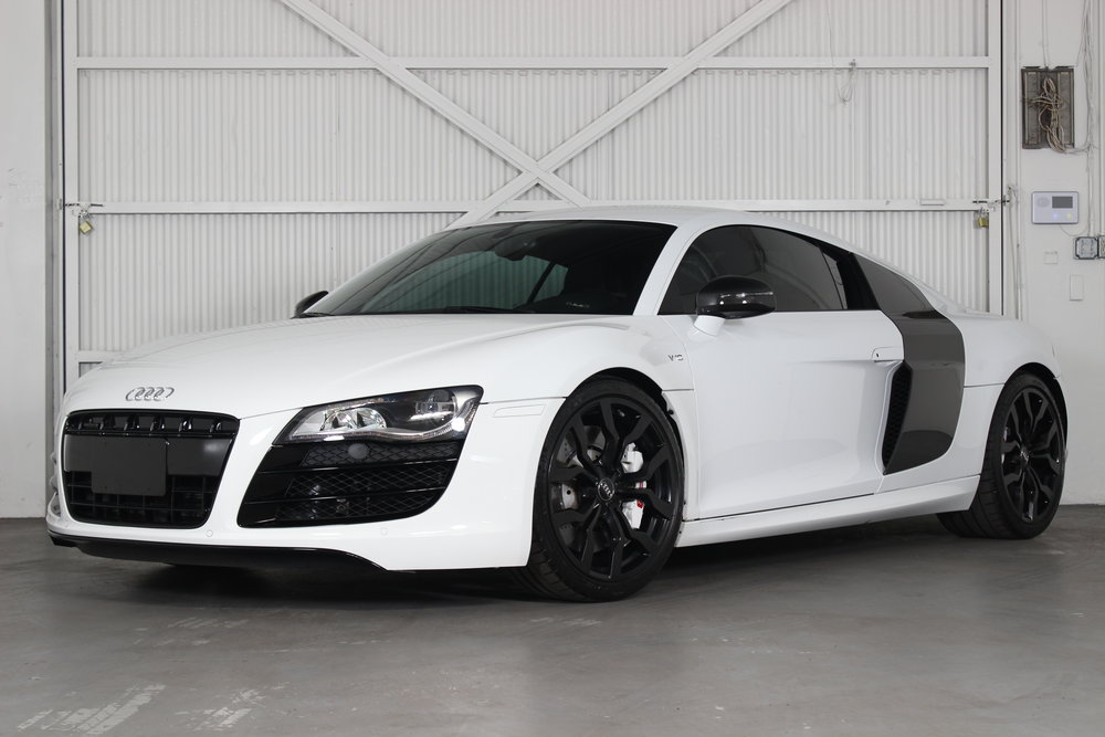 2011 Audi R8 V10 6 Speed Manual