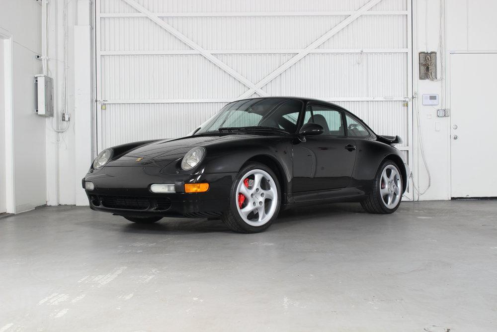 1996 Porsche Turbo