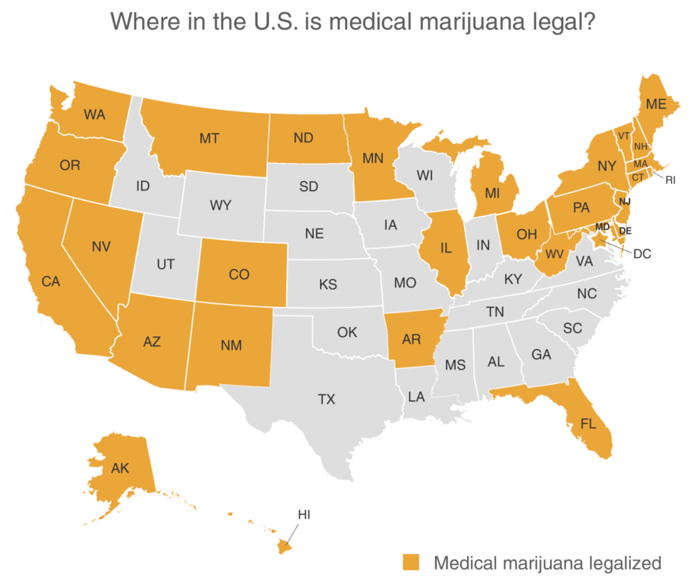 an overview of the marijuana drug consumption in the united states This article will give an overview of marijuana's use and  supports the use of marijuana as a prescription drug  medical marijuana in the united states.