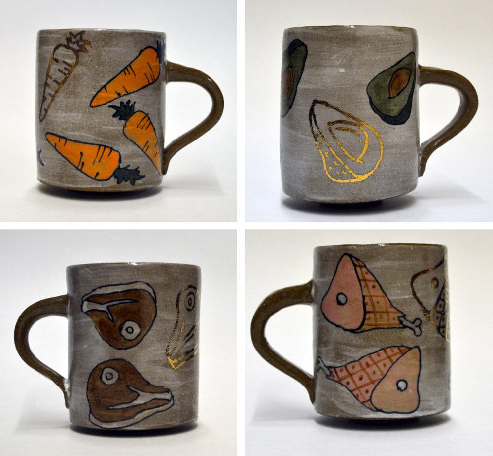 Mugs, Owen Roberts
