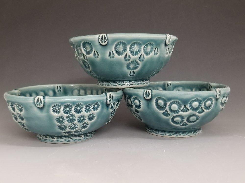 Bowls, Shiela Anderson