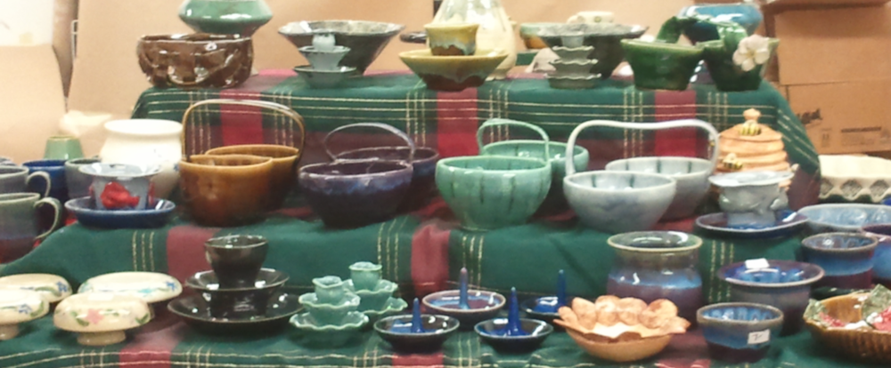 Pottery, Diane Corton