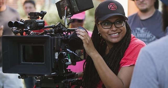 This is @ava Ava DuVernay, an American director, screenwriter, film maker, and film distributer. She was the first African American female director to be nominated for a Golden Globe Best Director award (Selma), and the first African American woman to win the Best Director prize at the 2012 Sundance Film Festival (Middle of Nowhere). She is also the first African American woman to direct a live-action film with a budget exceeding $100 million (A Wrinkle In Time, 2017). 💪🏻💥 - - - - - - - - - - - #avaduvernay #girlunscripted #movie #business #womeninfilm #femaleempowerment #womenpower #socialmedia #entrepreneur #mentalhealth #lgbt #feminism #safespace #film #hollywood #director #cinema #bodyimage #f4f #filmmaker #filmfestival #indiefilm #documentary #startup #filmproduction #videographer #teengirl #girlunscriptedfilm #onset #bodypositivity