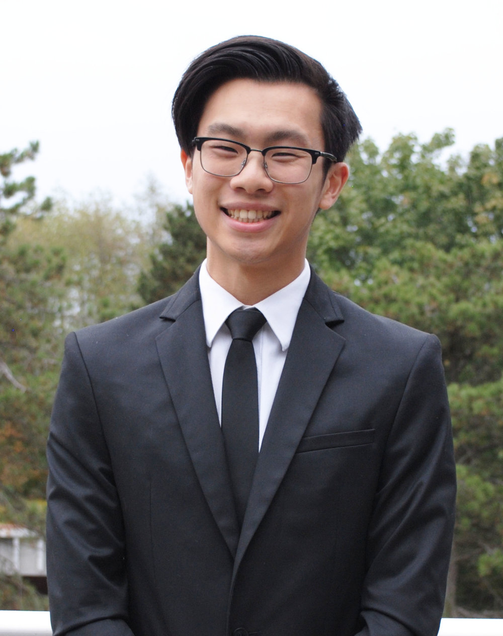 Brenton Lo Position: Corporate Relations Coordinator Year: 3 Concentration: Finance or Marketing One Emoji that describes you and why: ☕️ This coffee emoji describes me the most because I would not be able to get through any sort of day without at least one or two cups. You would almost always catch me with a coffee in hand. What are you excited to do you in your term? I'm excited to become more engaged with the Beedie and SFU community through the BASS programs, but also to improve my own communication skills and make impactful connections with industry professionals.