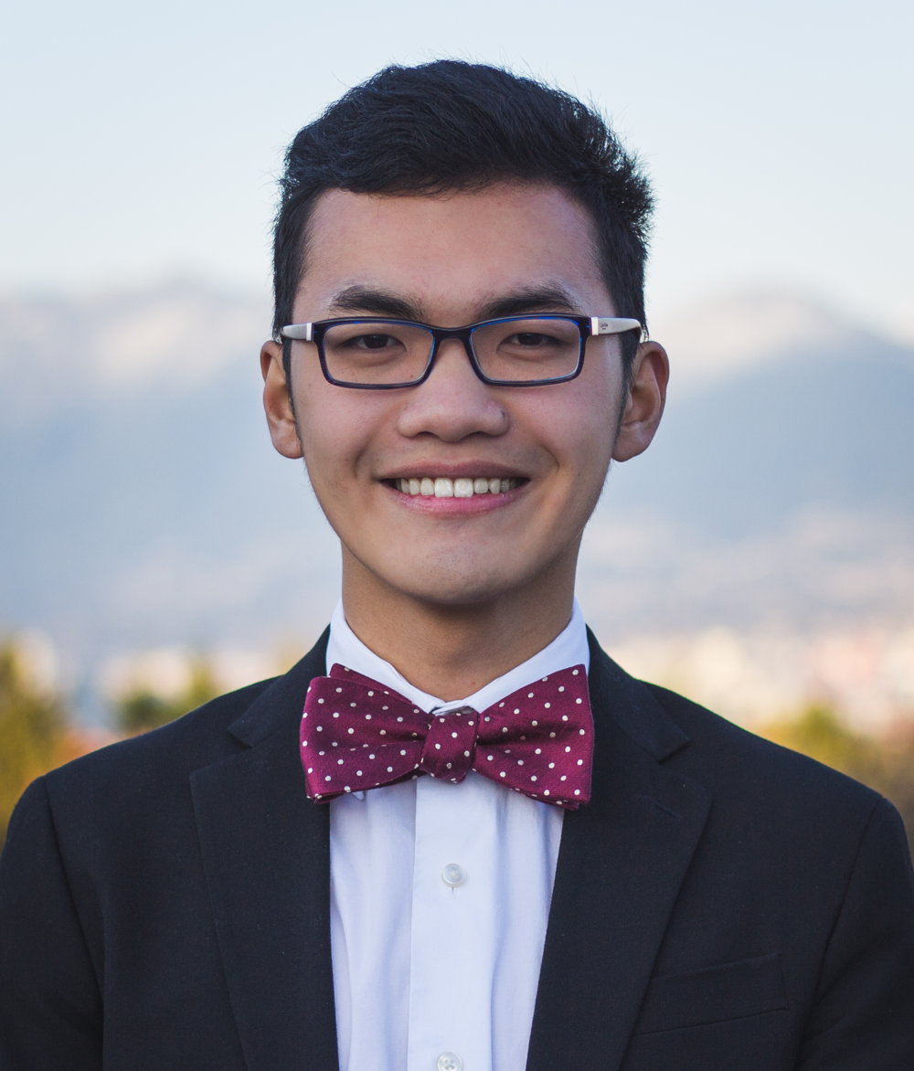Matthew chow  BCG Vice-Chair