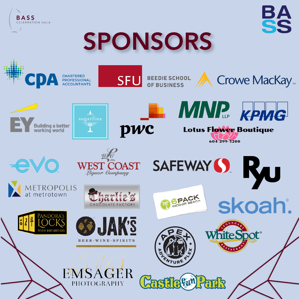 Thank You! - We would like to recognize and thank our many sponsors who have made this event possible!