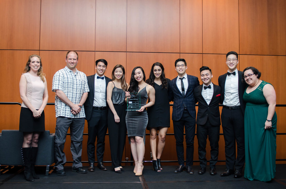 Program of the Year 2018: SFU JDC West