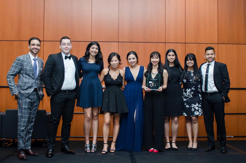 Organization of the Year 2018: Enactus SFU