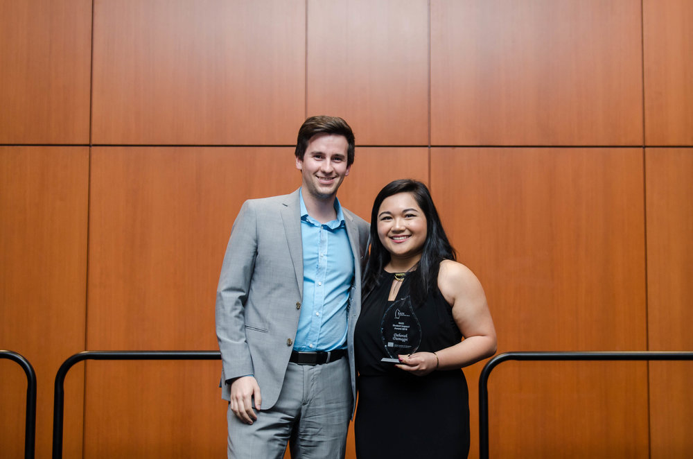 Student Impact Award Recipient 2018: Deborah Dumagpi