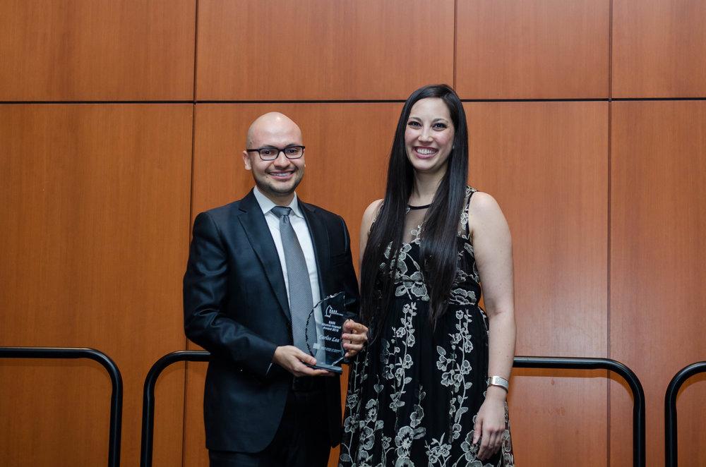 Alumni Impact Award Recipient 2018: Carlos Leal