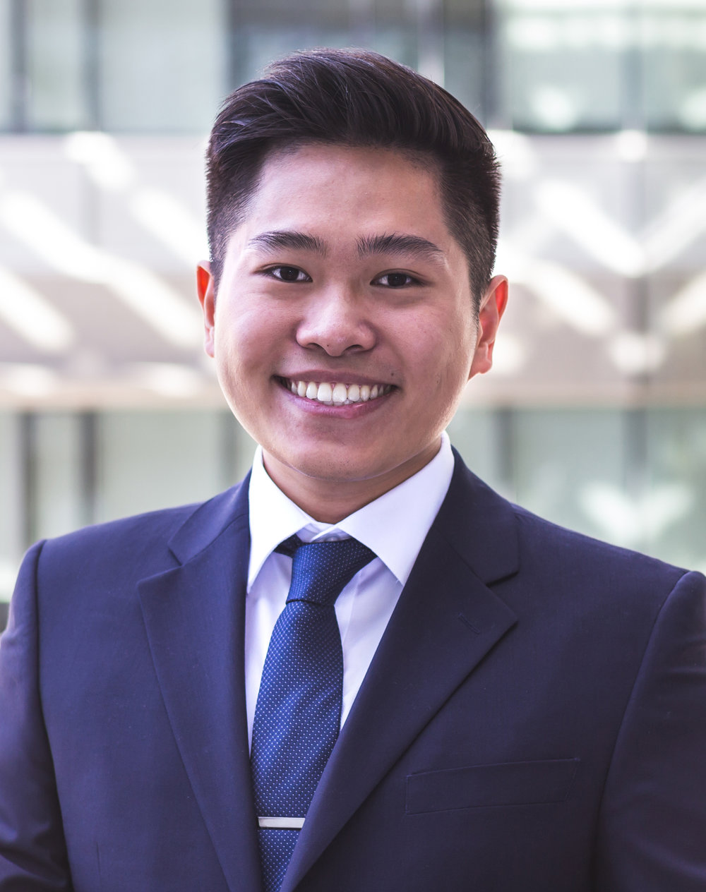 Samuel Fung  Vice-President of Marketing