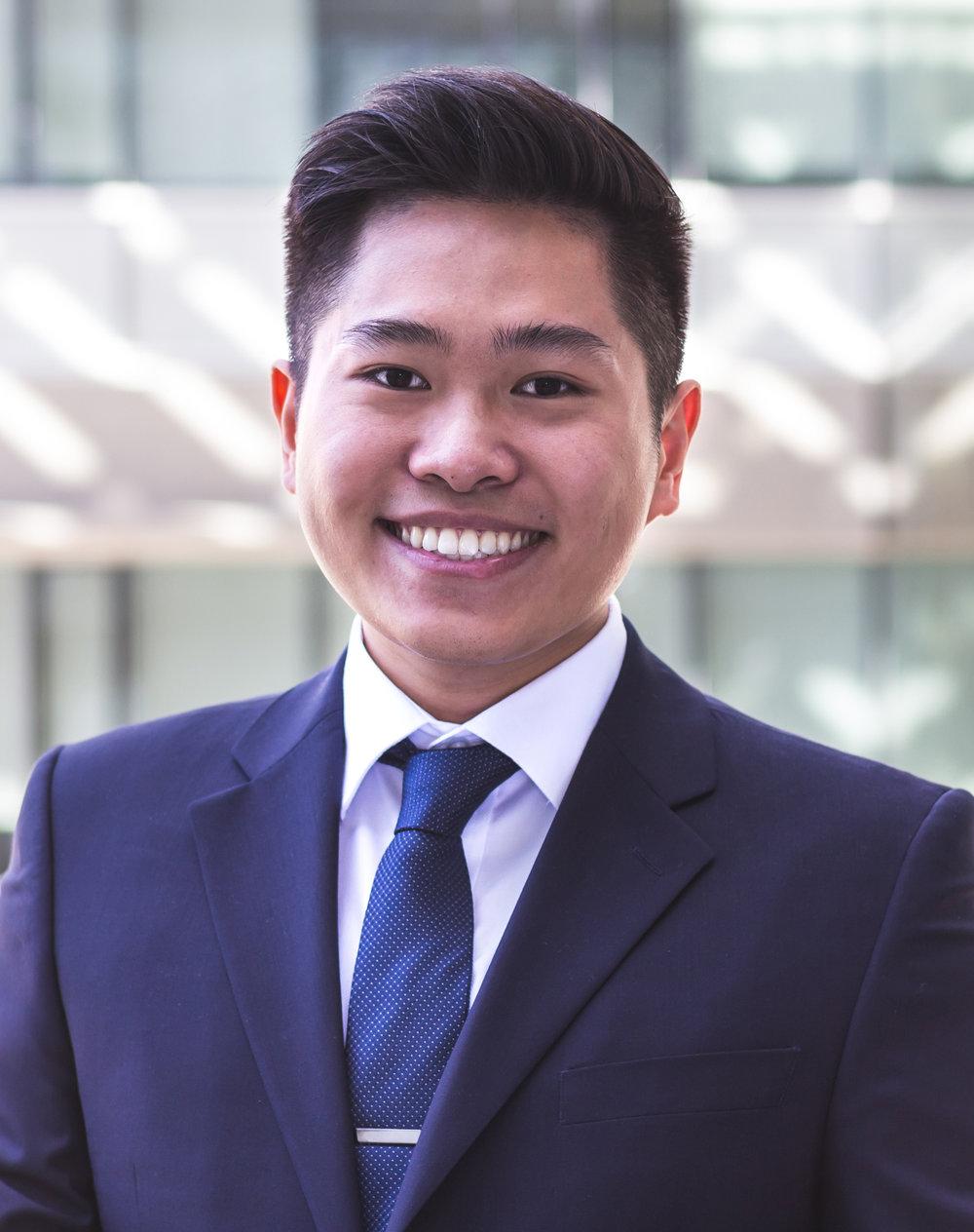 Samuel Fung  Vice-President of Marketing