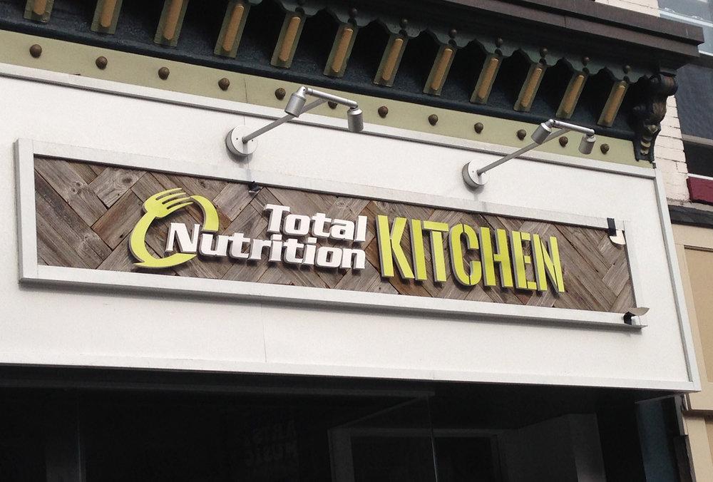 Total Nutrition Kitchen Llm Agency