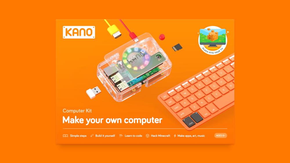 ⋮ Kano Packaging →