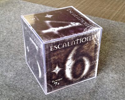 Kazekami's  photocube escalation  die templates