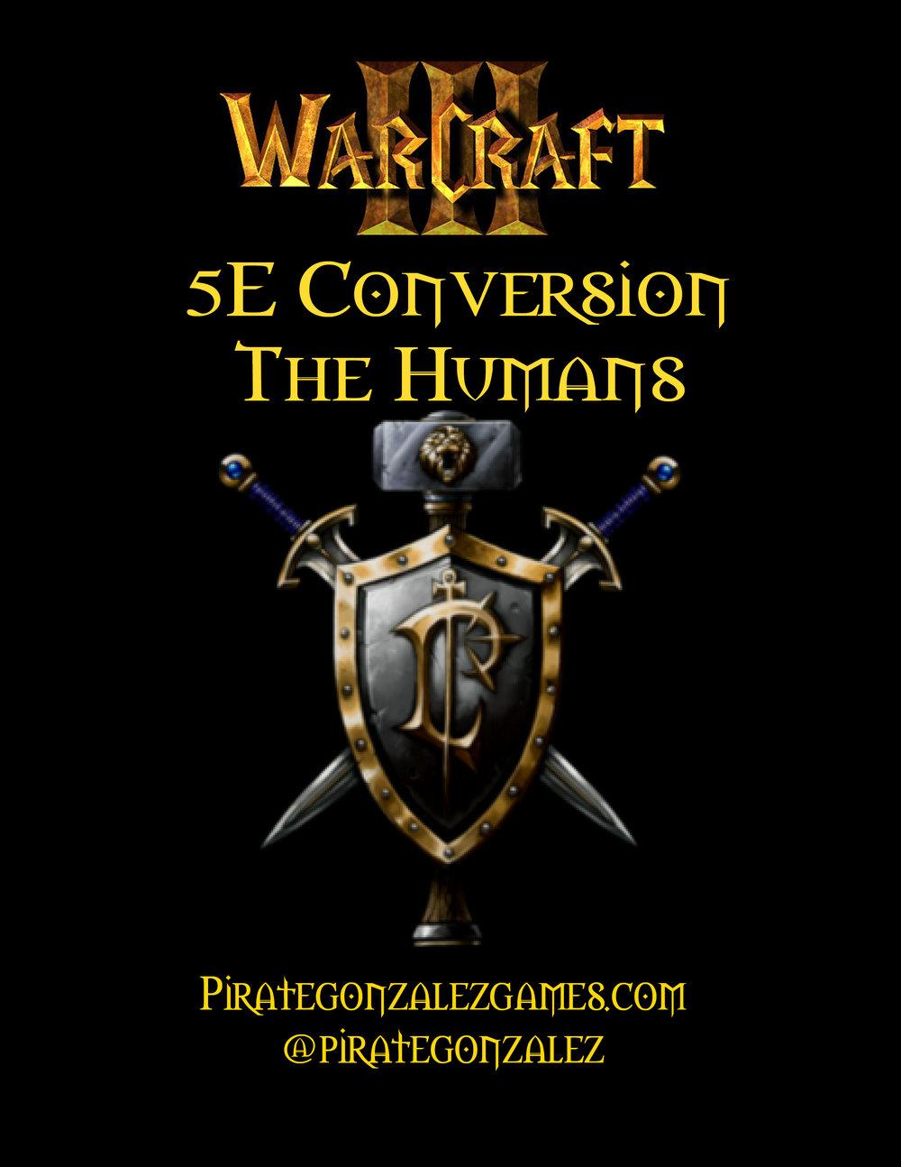 Warcraft III: Humans