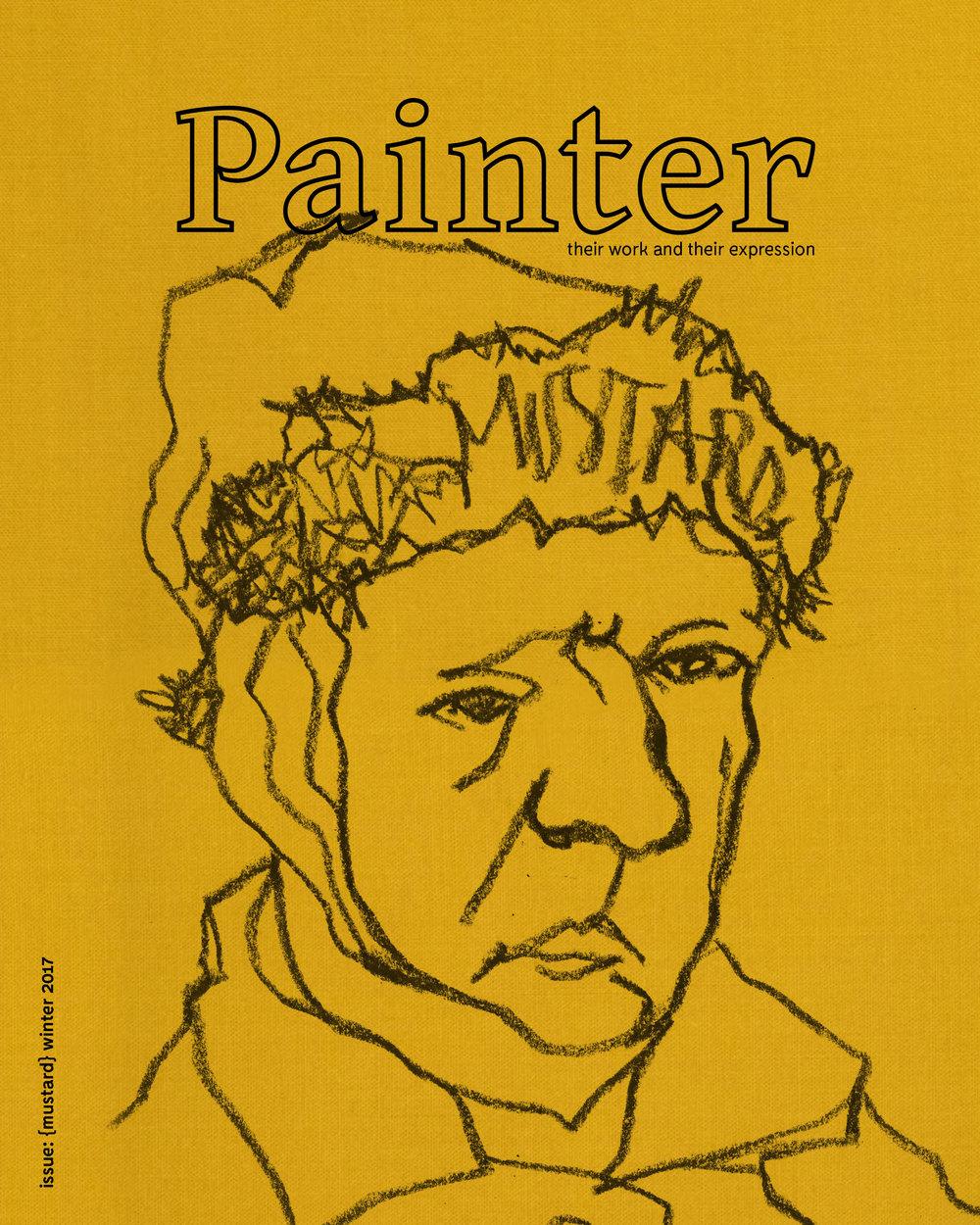 Painter Magazine: {Mustard}