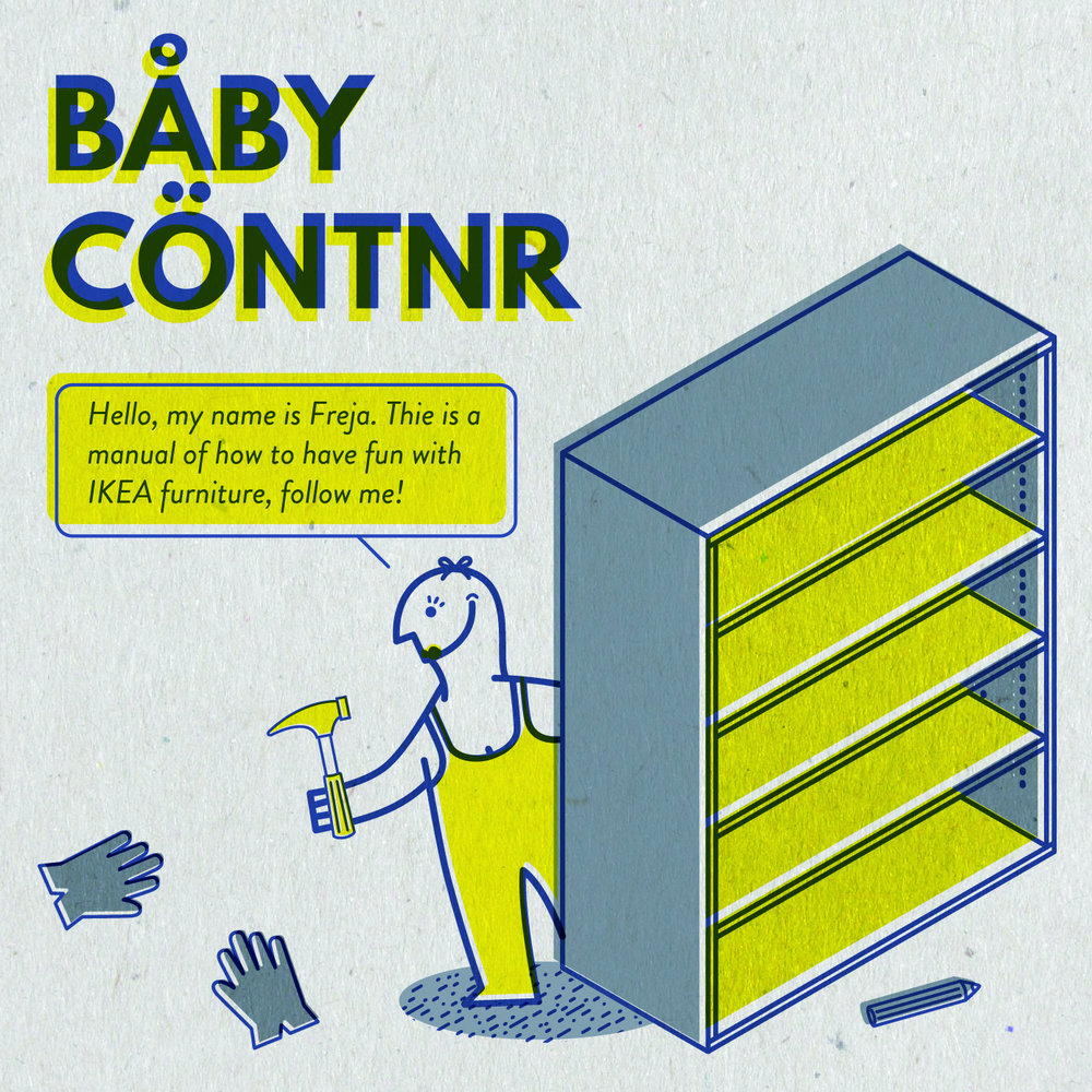 Baby Container Instruction