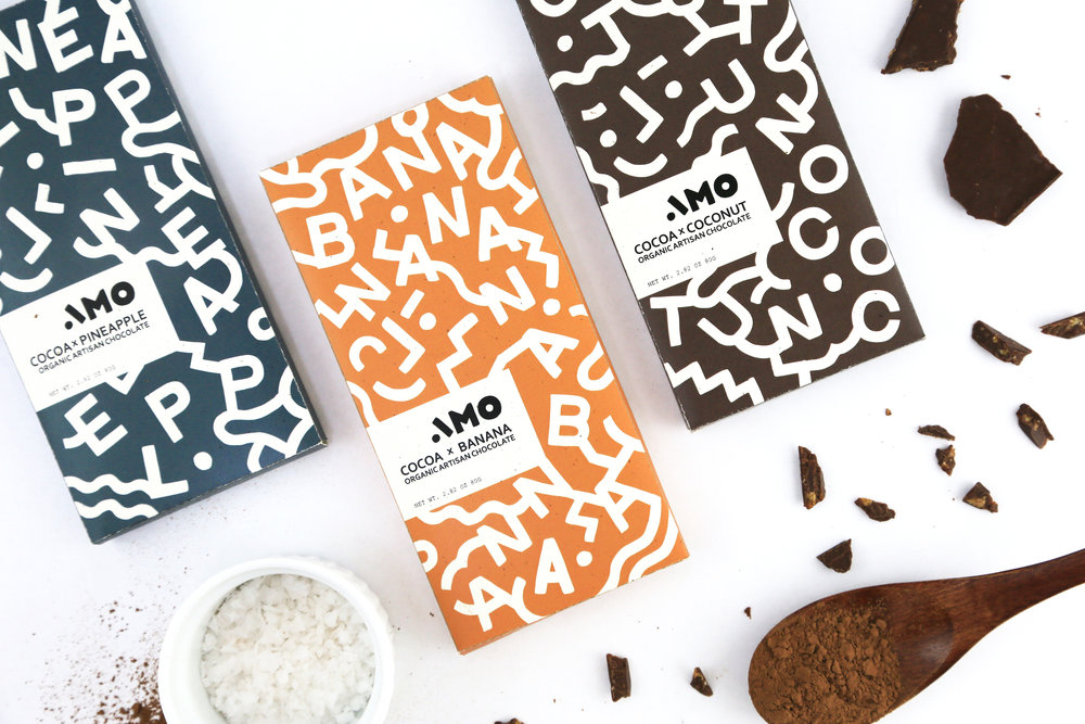 AMO CHOCOLATE,  typography, packaging