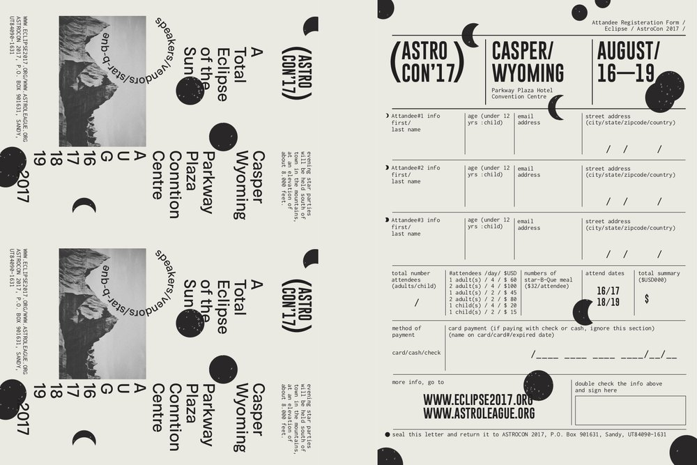 ASTROCON'17,  art direction, rebranding, layout system, programming, digital experience