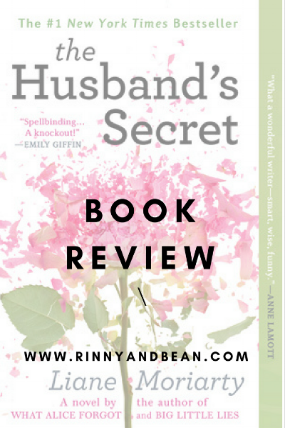 Books | Books to read | Book Review: The Husband's Secret by Liane Moriarty