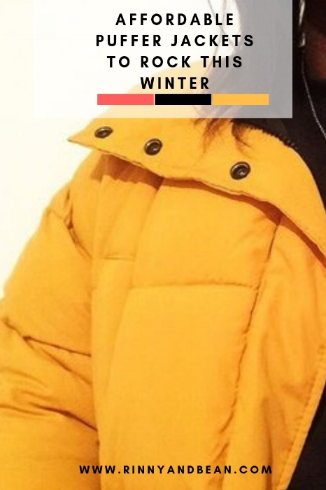 Affordable fashion | Puffer Jackets | Style Ideas