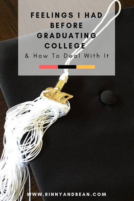 Graduating College | Nerves | Dealing with Fear | Anxiety | Health and Wellness | College