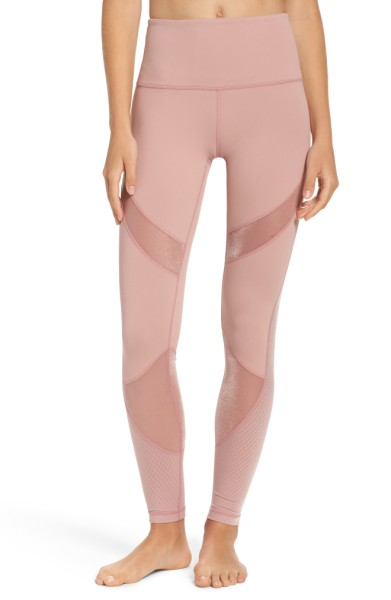 Knock Out High Waist Leggings- Zella - Sale: $42.90After Sale: $65.00