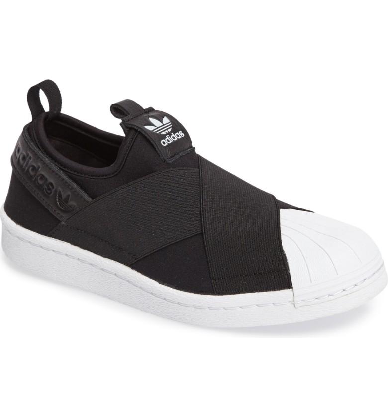 Superstar Slip-On Sneaker- Adidas - Sale: $55.90After Sale: $74.95