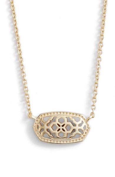 Elisa Filigree Pendant Necklace- Kendra Scott - Sale: $35.90After Sale: $55.00