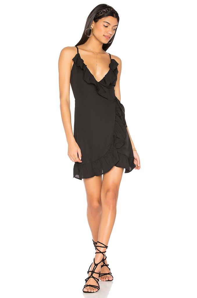 All Summer Long Ruffle Dress- Revolve - $66.00