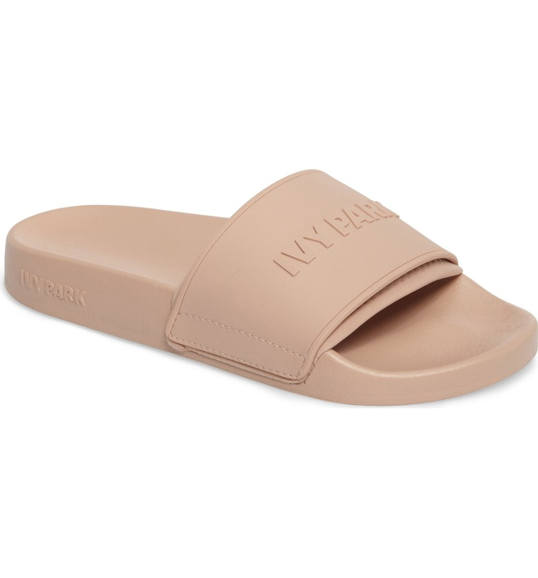 Ivy Park Slide Sandals - $22.39