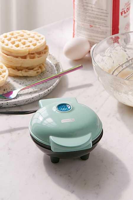 Mini Waffle Maker - $18.00