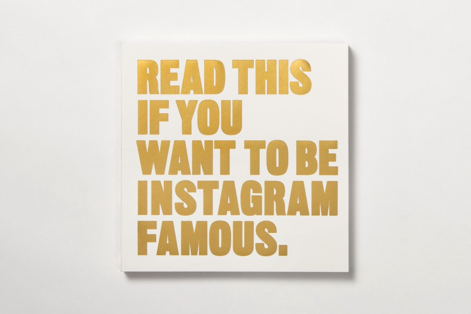 Instagram Famous Book - $12.99