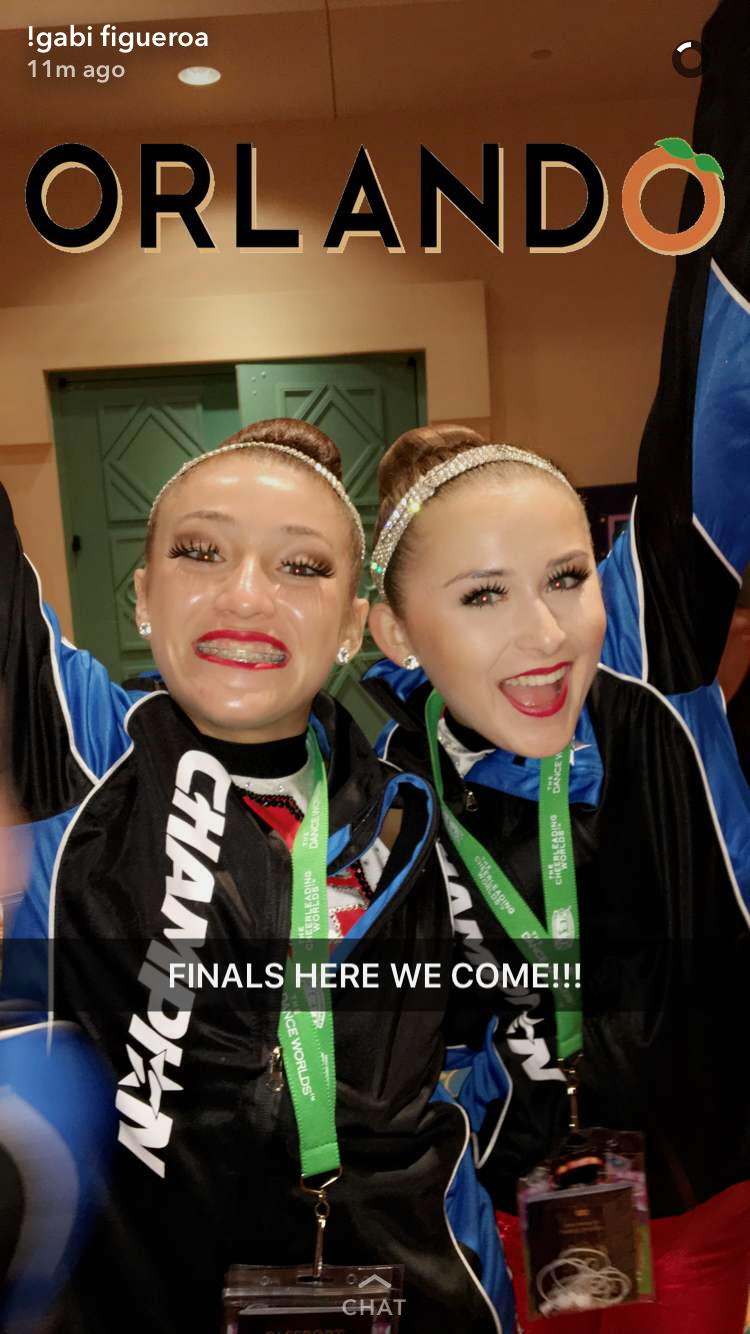 All 3 teams made it to finals! Woohoo!