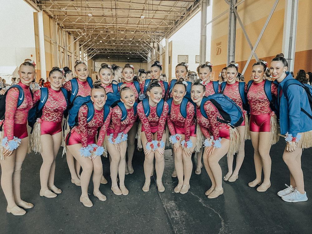 """Team Performance """"Hawaiian"""""""