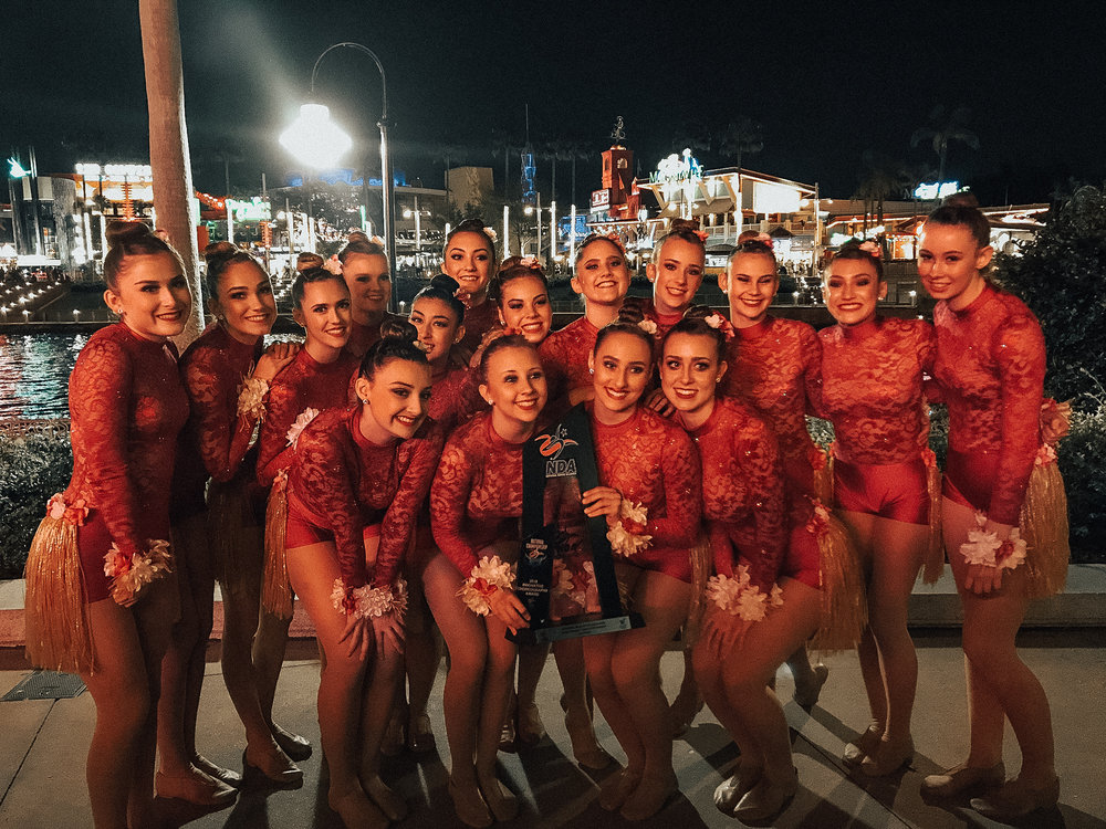2nd in the nation for team performance!