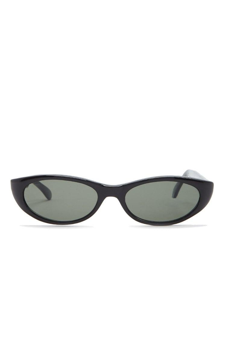 Retro Vintage Rectangular Sunglasses - $18.00