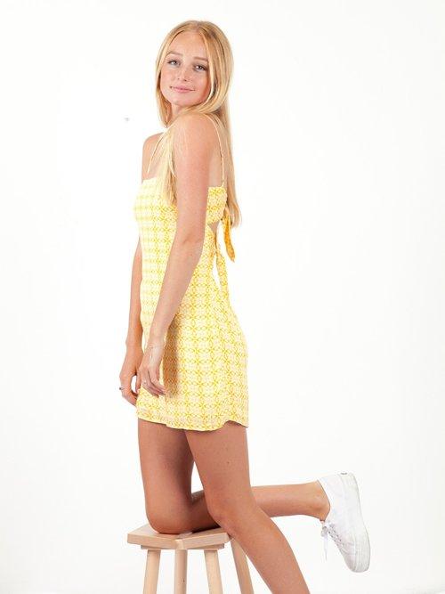 American's Sweetheart Yellow Dress - $49.80
