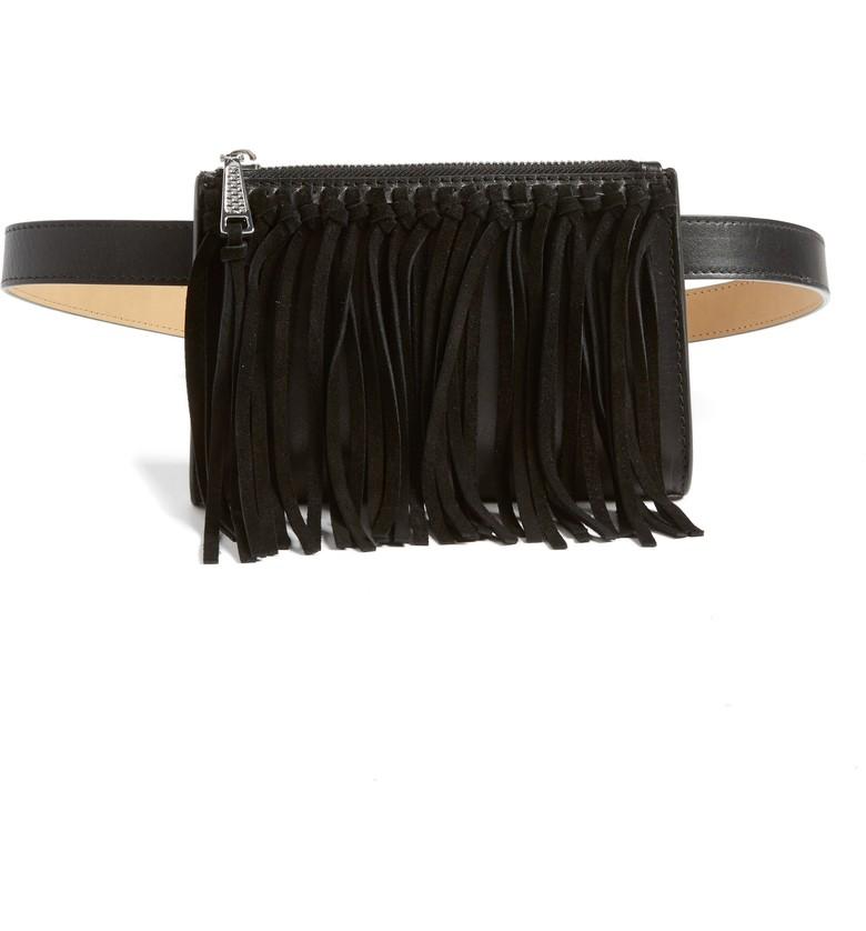 Rebecca Minkoff Fringe Belt Bag - $98.00