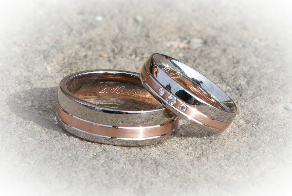 With This Ring - A symbol of commitment and love