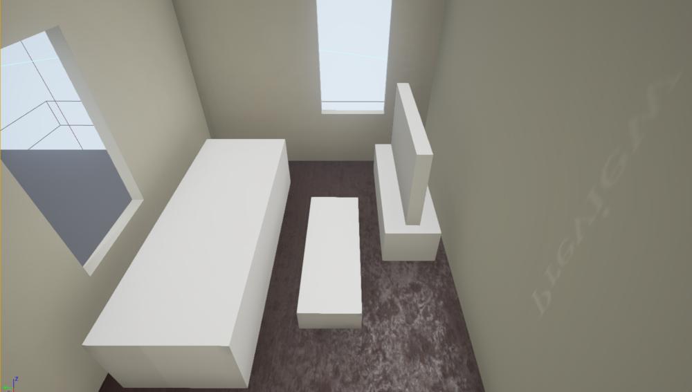 Living Room Whitebox