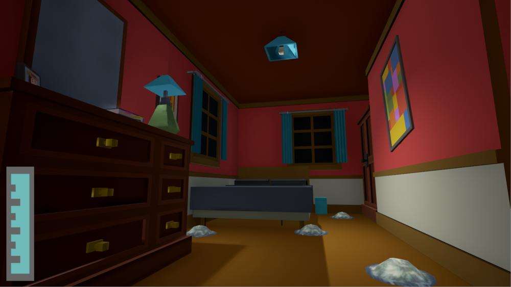Bedroom Final Implementation