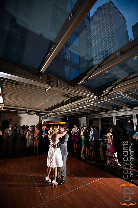 hotel 1000 wedding first dance