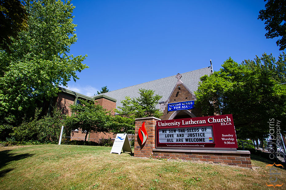 University Lutheran Church in Seattle
