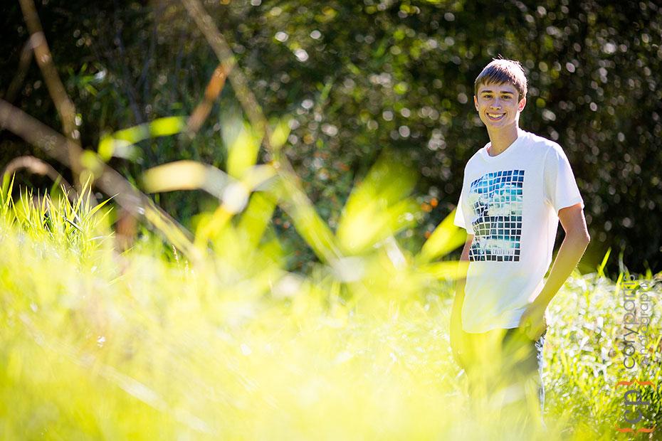 college freshman portrait woodinville